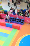 Hong Kong Event of Disney`s World Family Sweetheart Baby Carnival Royalty Free Stock Photography