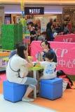 Hong Kong Event van van de de Wereldfamilie van Disney het Liefjebaby Carnaval Royalty-vrije Stock Foto's