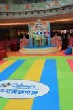 Hong Kong Event van van de de Wereldfamilie van Disney ` s het Liefjebaby Carnaval Stock Afbeelding