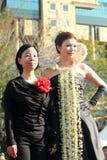 Hong Kong för 2012 blomma show Royaltyfri Bild