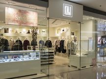 Kinji store in Hong Kong. royalty free stock photo