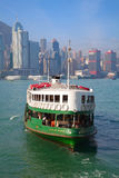 Hong Kong ferry Stock Photography