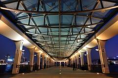 Hong Kong Ferry pier Stock Photos