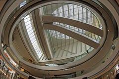 Hong Kong Financial Building Royalty Free Stock Images