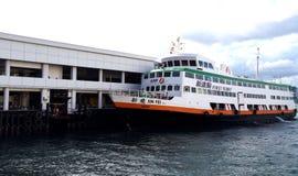 Hong Kong First Ferry fotografie stock libere da diritti