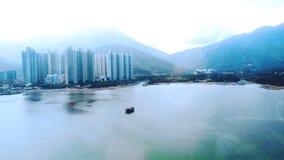 Hong Kong fjärd arkivfoto