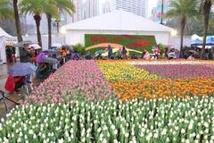 Hong Kong Flower Show 2016 Stock Images