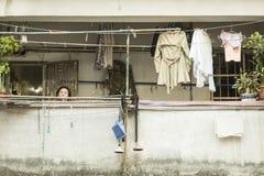 Hong Kong folk Royaltyfria Foton