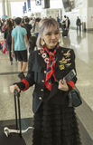 Hong Kong folk Royaltyfria Bilder