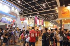 Hong Kong Food Expo 2016 Stock Images