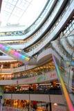 Hong Kong galleriashopping Royaltyfri Fotografi