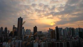 Hong Kong Garden Hill fotografie stock libere da diritti