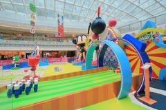 Hong Kong 2015 GEGEN Bomberman-Spielereignis Lizenzfreies Stockfoto