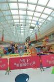 Hong Kong 2015 GEGEN Bomberman-Spielereignis Stockbild