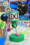 Hong Kong 2015 GEGEN Bomberman-Spielereignis Lizenzfreie Stockfotografie