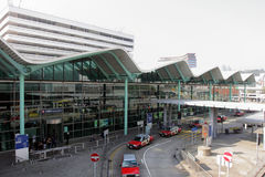 Hong Kong: Gehangene Hom Station Lizenzfreie Stockfotografie
