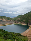 Hong Kong Geopark. This is the view of Sai Kung East Country Park Royalty Free Stock Photography