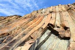 Hong Kong Geopark Royalty Free Stock Photos