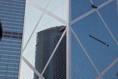 Hong Kong Glass Stock Images