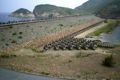 Hong Kong Global Geopark della Cina Fotografia Stock Libera da Diritti