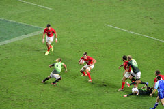 Hong Kong Grugby Sevens Stock Photography