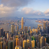Hong Kong Harbour Stock Image