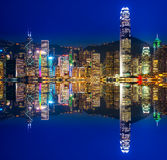 Hong Kong Harbour Images stock