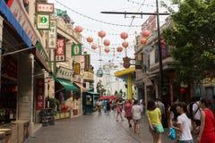 Hong Kong havpark Royaltyfria Bilder