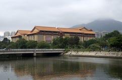 Hong Kong Heritage Museum Shatin images stock
