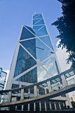 Hong Kong High Finance Royalty Free Stock Image