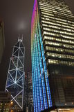 Hong Kong Highrise Royalty Free Stock Photos