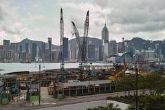 HONG KONG, HONG KONG - SEPTEMBRE 2012 Photos stock