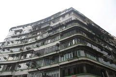 Hong kong housing Royalty Free Stock Image