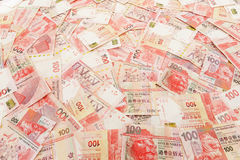 Hong Kong hundred dollar Stock Image