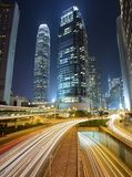 Hong Kong IFC. International Financial Center of Hong Kong Royalty Free Stock Photos