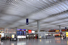 Hong Kong Intl Airport Stock Photo