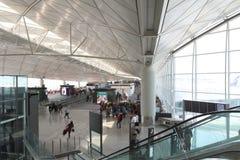Hong Kong Int'l Airport Royalty Free Stock Photography