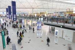 Hong Kong Int'l Airport Royalty Free Stock Photos