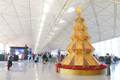 Hong Kong Int'l Airport Royalty Free Stock Photo