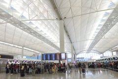 Hong Kong Int'l Airport Stock Photography