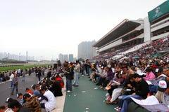 Hong Kong Int'l Races 2010 Stock Image