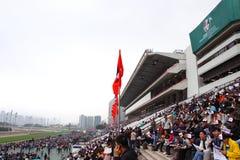 Hong Kong Int'l Races 2010 Royalty Free Stock Photo