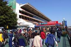 Hong Kong Int'l Races 2011 Royalty Free Stock Image