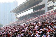 Hong Kong Int'l Races 2011 Stock Photography