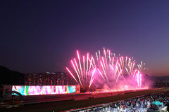 Hong Kong Int'l Races 2011 Stock Image