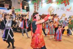 Hong Kong Int'l Travel Expo 2015 Stock Images