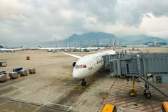 Hong Kong International Airport Photo libre de droits