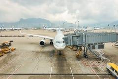 Hong Kong International Airport Image libre de droits