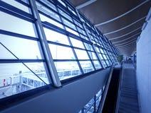 Hong Kong International Airport. Departure lounge iceberg royalty free stock image
