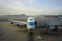 Hong Kong International Airport Image stock